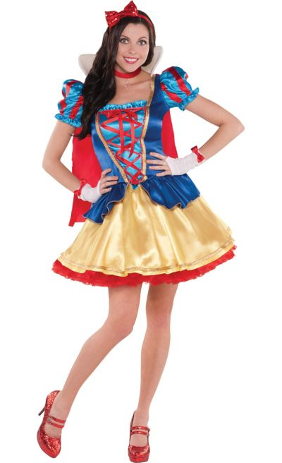 Adult Princess Snow White Costume