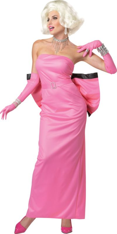 Adult Marilyn Monroe Diamonds Costume