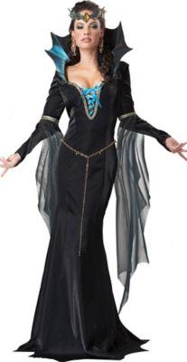 Question interesting, ruby sorceress adult costume