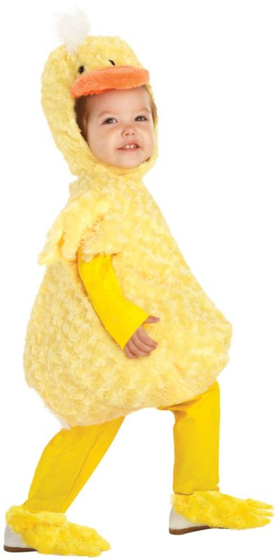 Baby Lil' Duck Costume