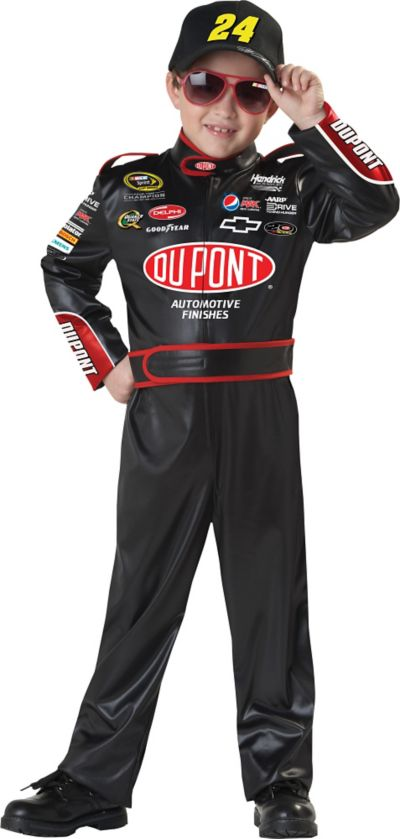 Boys Jeff Gordon Costume - NASCAR