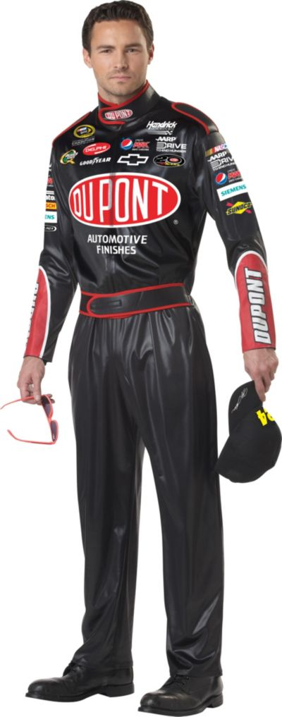 Jeff Gordon NASCAR Costume Adult