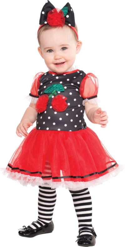 Baby Cherry Pie Costume