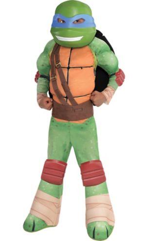 Boys Leonardo Costume Deluxe - Teenage Mutant Ninja Turtles