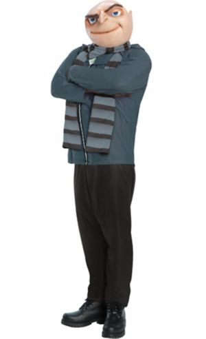 Adult Gru Costume - Despicable Me 2
