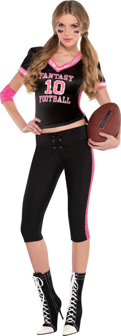 Adult Fantasy Football Costume