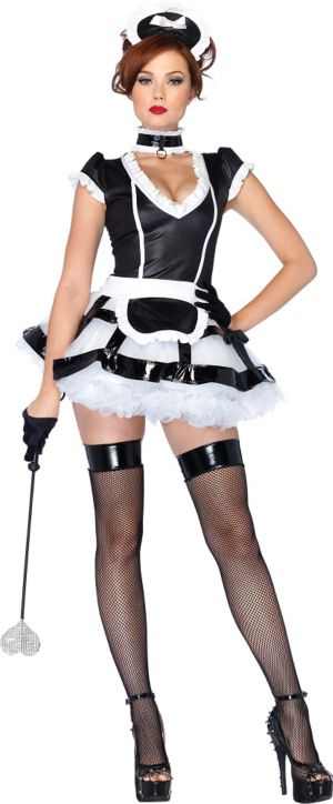 Adult Mistress Maid Costume
