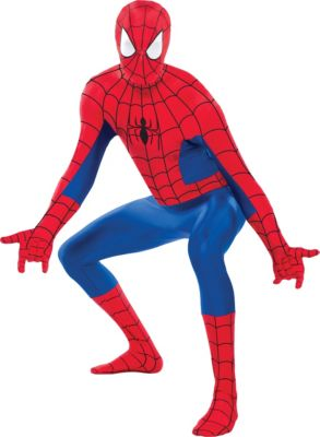 sc 1 st  Party City & Adult Spider-Man Partysuit | Party City