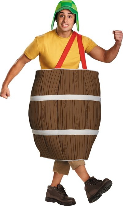 Adult El Chavo Costume Plus Size Deluxe