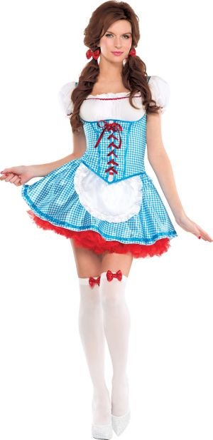 Adult Kansas Cutie Costume
