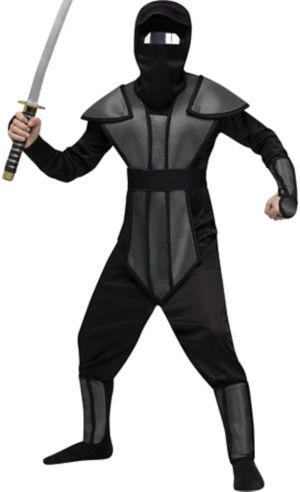 Boys Haunted Mirror Ninja Costume