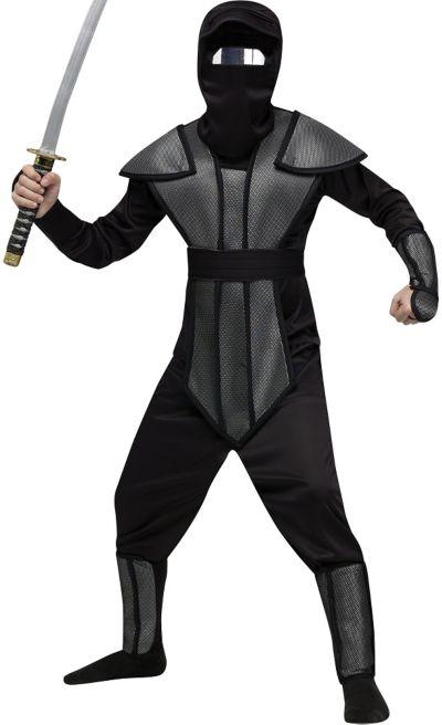 Boys Haunted Mirror Ninja Costume