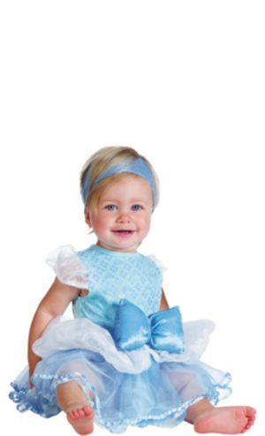 Baby Cinderella Costume Prestige