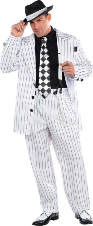 Adult Pinstripe Daddy Costume