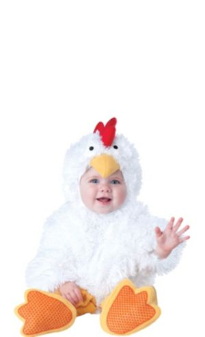 Baby Cluckin' Cutie Costume Deluxe