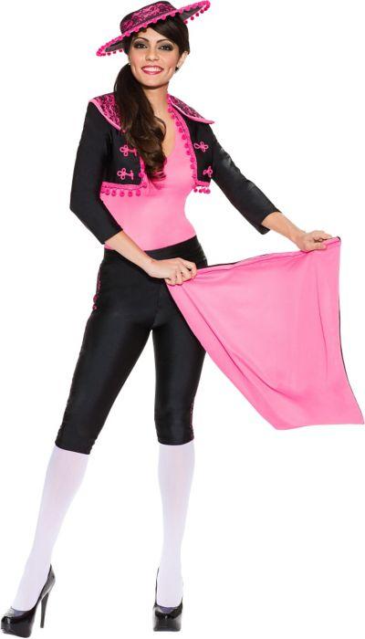 Adult Miss Matador Costume