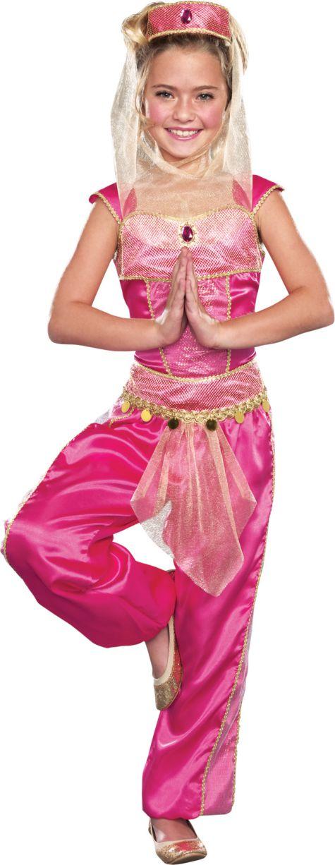 American Dream Girl Costume Girls Dream Genie Costume