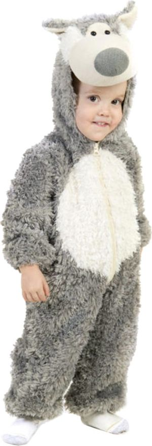 Baby Big Bad Wolf Costume