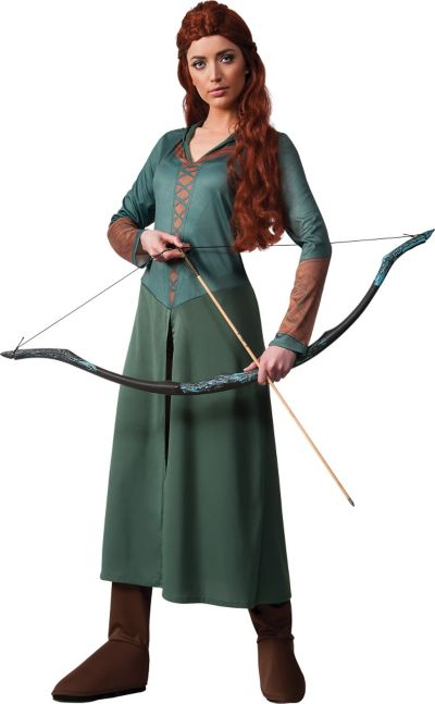 Adult Tauriel Costume - The Hobbit