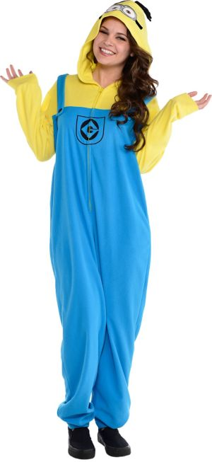 Minion One Piece Costume - Despicable Me