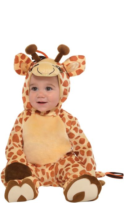 baby giraffe costume party city