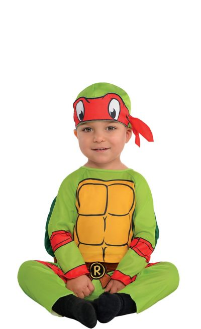 baby raphael costume teenage mutant ninja turtles party city canada