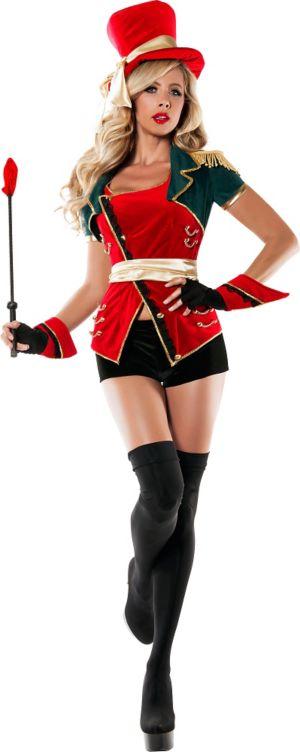 Adult Carnivale Ringmaster Costume