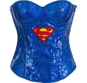 Supergirl Bustier Deluxe
