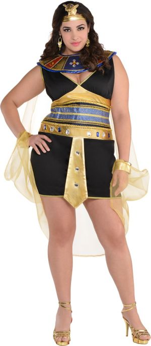 Adult Cleo Beauty Costume Plus Size