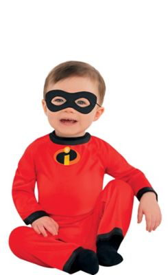 sc 1 st  Party City & Baby Jack-Jack Costume - The Incredibles   Party City
