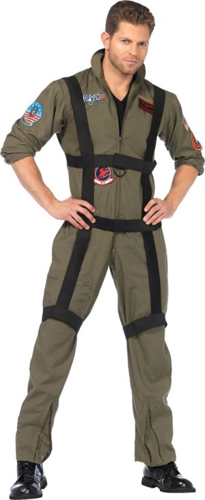 Adult Paratrooper Costume - Top Gun