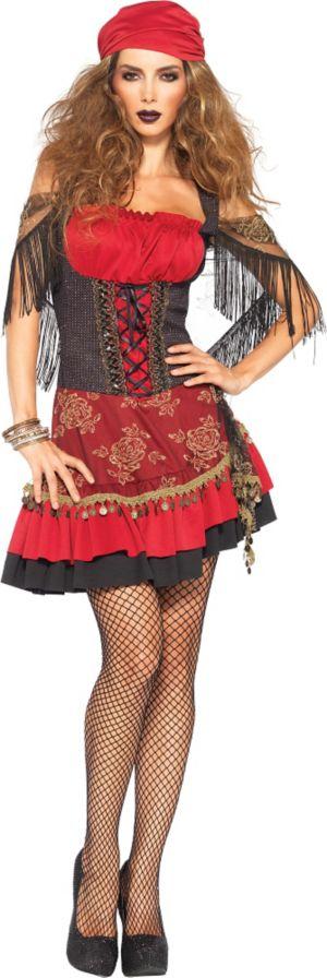 Adult Mystic Vixen Gypsy Costume