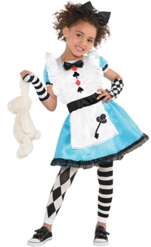 Toddler Girls Alice Costume