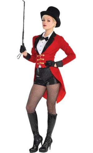 Adult Circus Ringmaster Costume