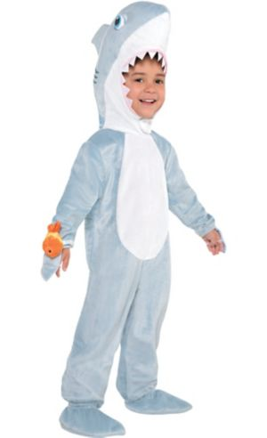 Toddler Boys Shark Costume