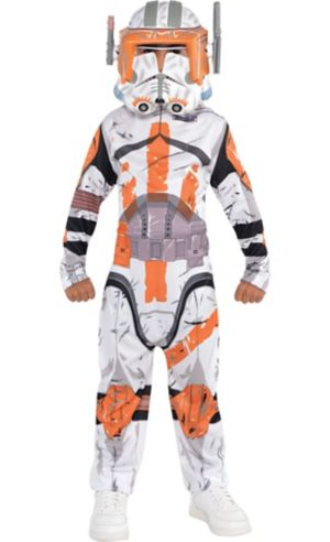 Little Boys Commander Cody Costume - Star Wars