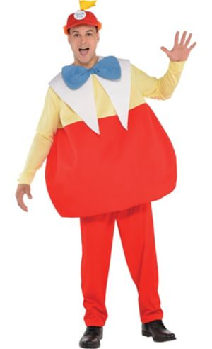 Adult Tweedledee & Tweedledum Costume - Alice in Wonderland