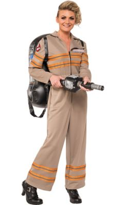 sc 1 st  Party City & Adult Ghostbuster Costume | Party City