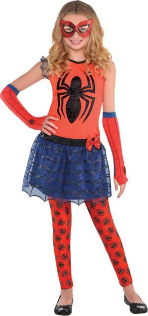 Child Spider-Girl Tunic Shirt