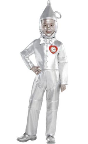 Toddler Boys Tin Man Costume - The Wizard of Oz
