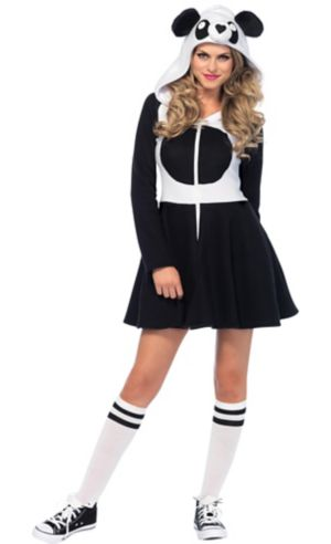 Adult Cozy Panda Costume