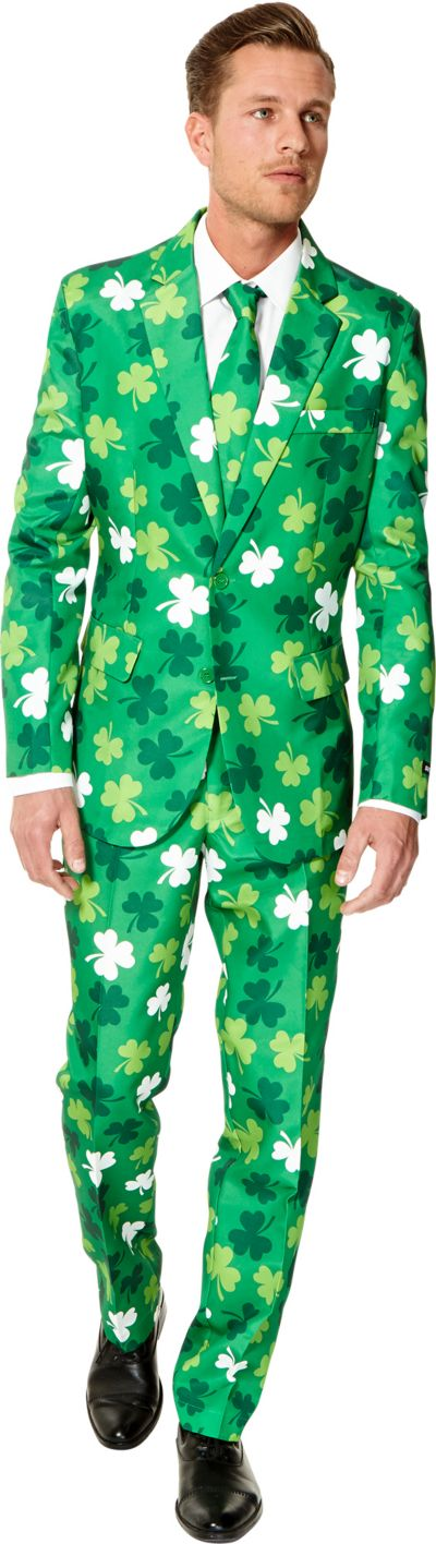 79d769e48 Adult St. Patrick's Day Suit | Party City Canada