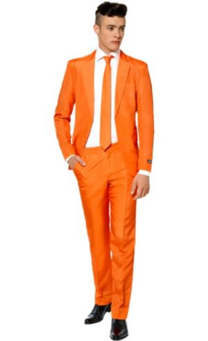 Adult Orange Suit