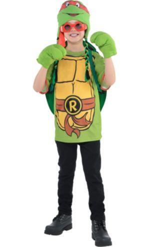 Boys Raphael Costume - Teenage Mutant Ninja Turtles