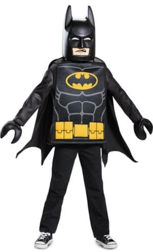 Boys Lego Batman Costume - Lego Batman Movie