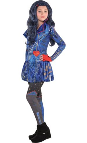 Girls Evie Costume - Disney Descendants 2