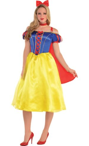 Adult Snow White Dress Costume