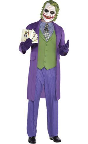Adult Joker Costume - Dark Knight Trilogy