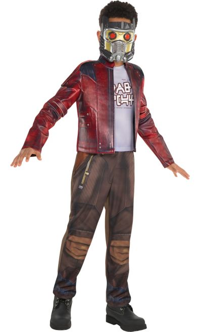Boys Star-Lord Costume - Guardians of the Galaxy 2 | Party ...