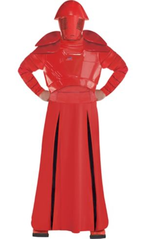 Adult Elite Praetorian Guard Costume Plus Size - Star Wars 8 The Last Jedi